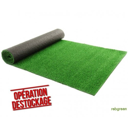 Gazon RebGreen 7 mm à 7€ le m2